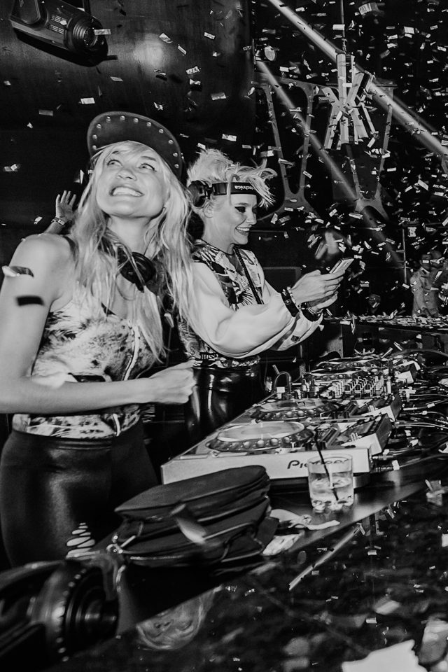 Nervo Hakkasan Night Club Music Dj Live Android wallpaper