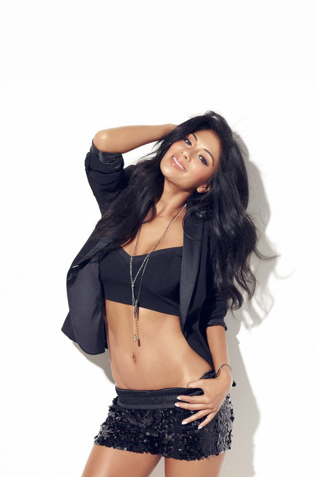 Nicole Scherzinger Music Singer Black Android wallpaper