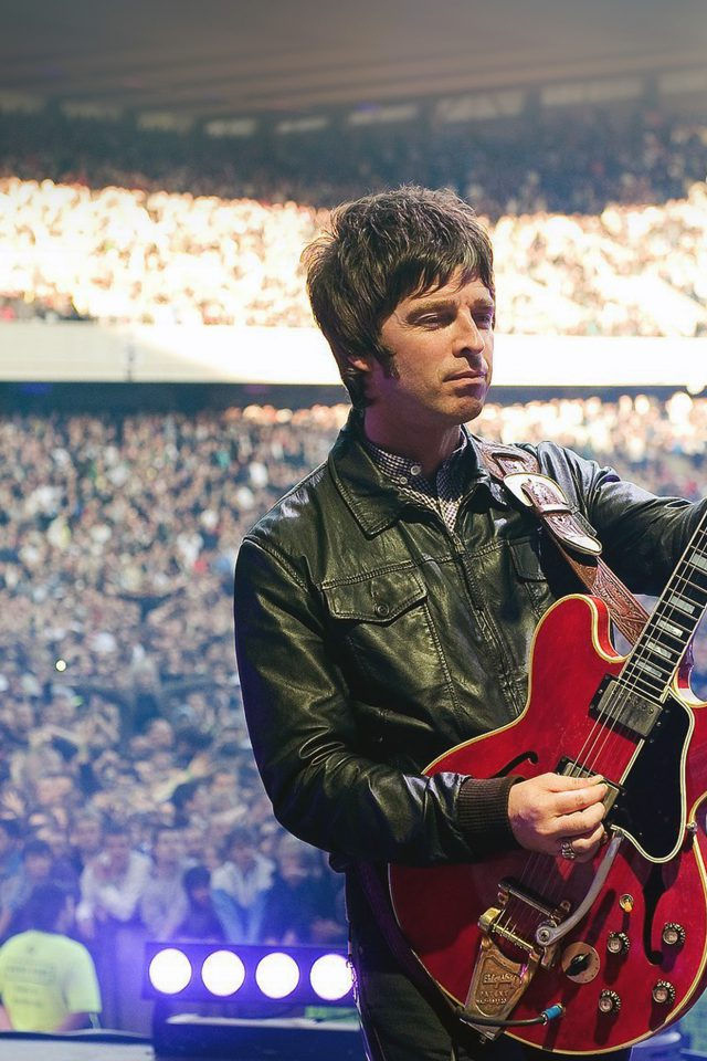Noel Oasis Music Band Celebrity Android wallpaper