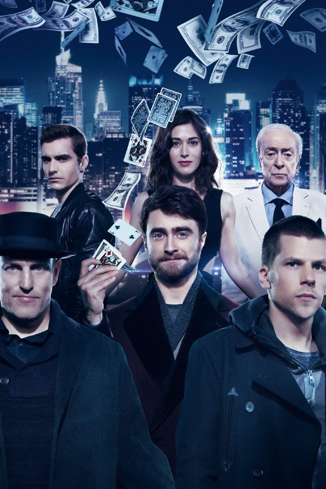 Now You See Me Poster Film Art Illustration Android wallpaper