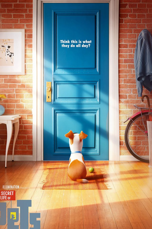 Pets Animation Cute Film Art Illustration Android wallpaper
