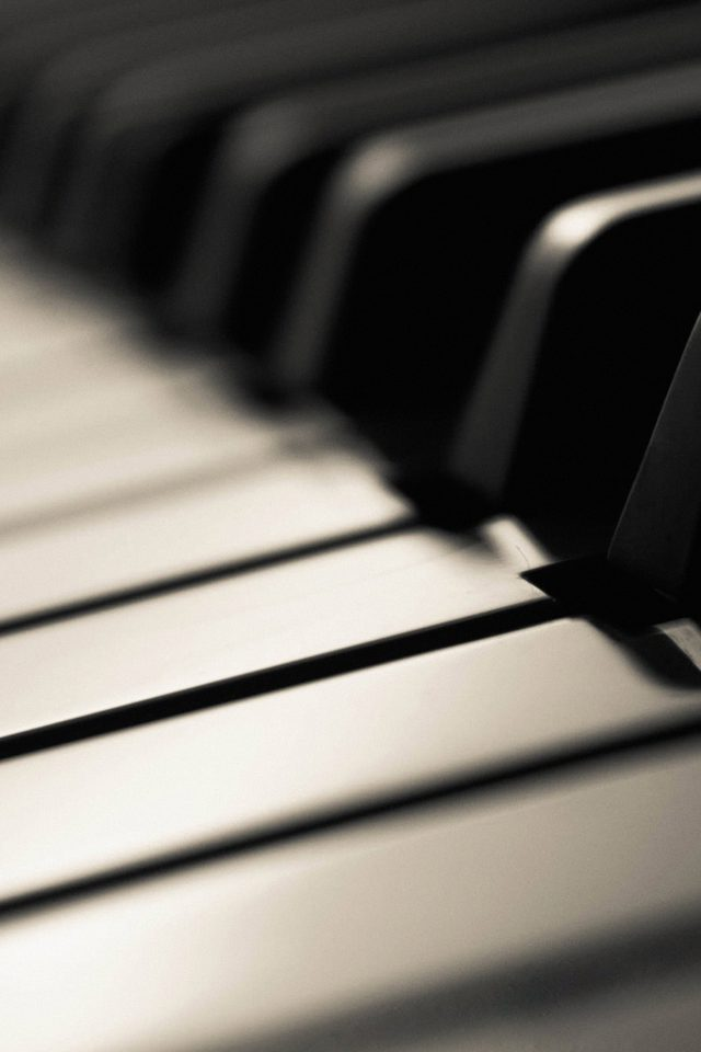 Piano Music Romance Art Android wallpaper