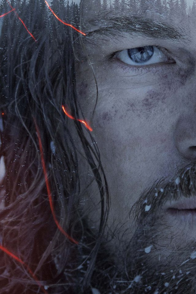 Revenant Leonardo Decaprio Film Poster Art Android wallpaper