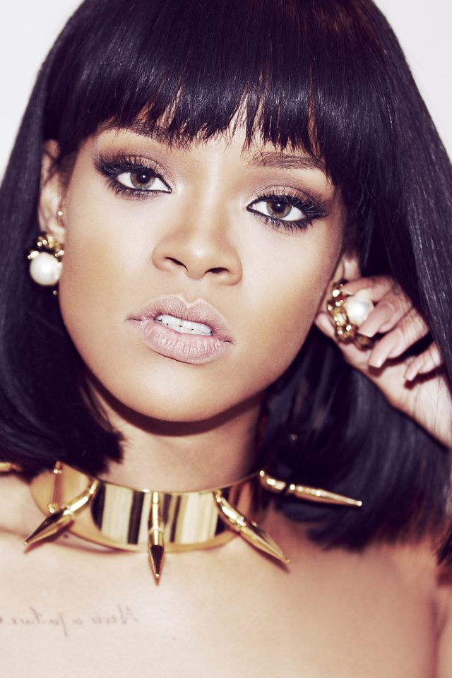 Rihanna Pop Music Sexy Celebrity Android wallpaper