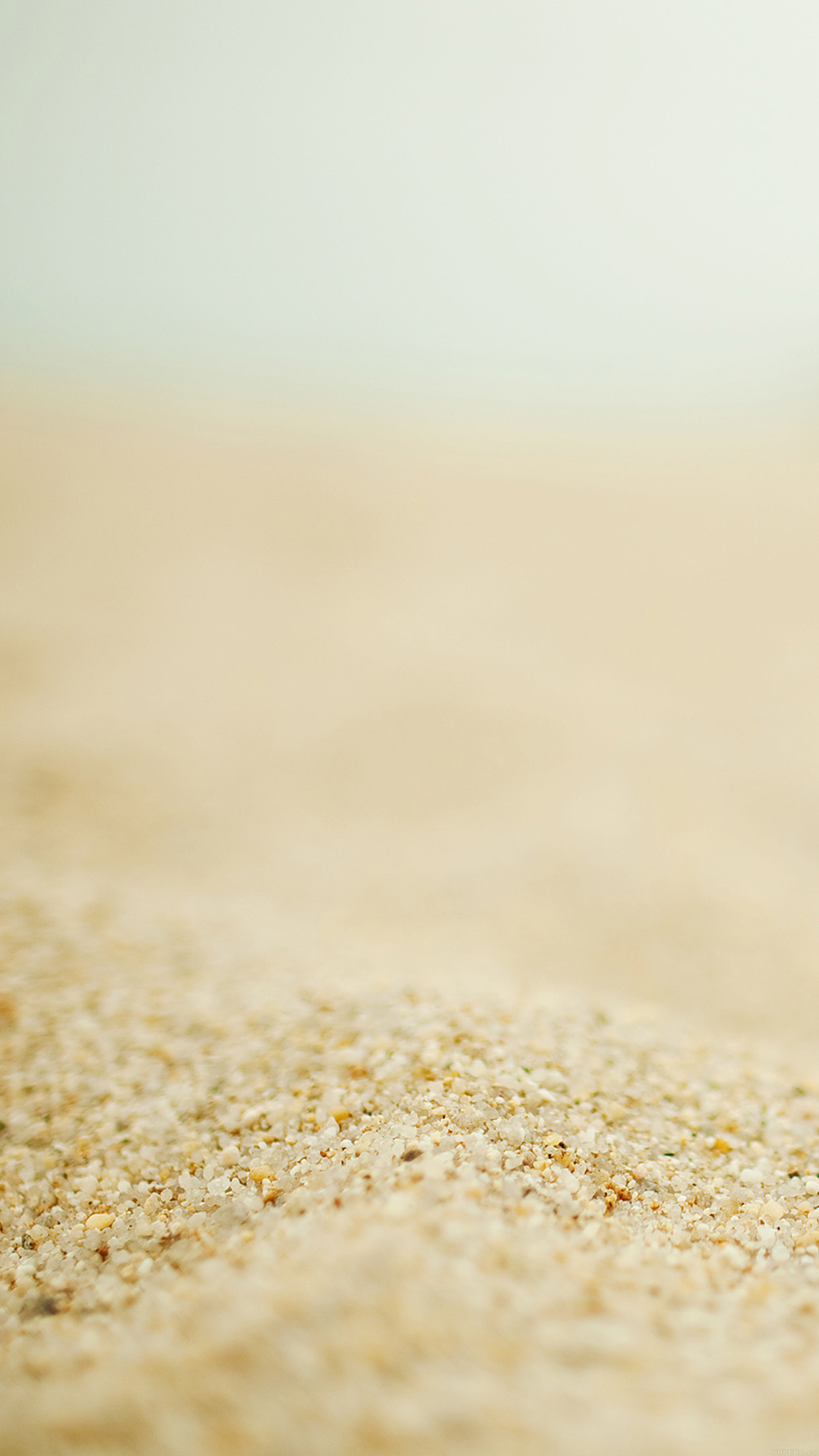 Sand Nature Beach View Android wallpaper