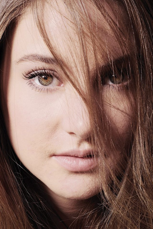Shailene Woodley Actress Film Android wallpaper