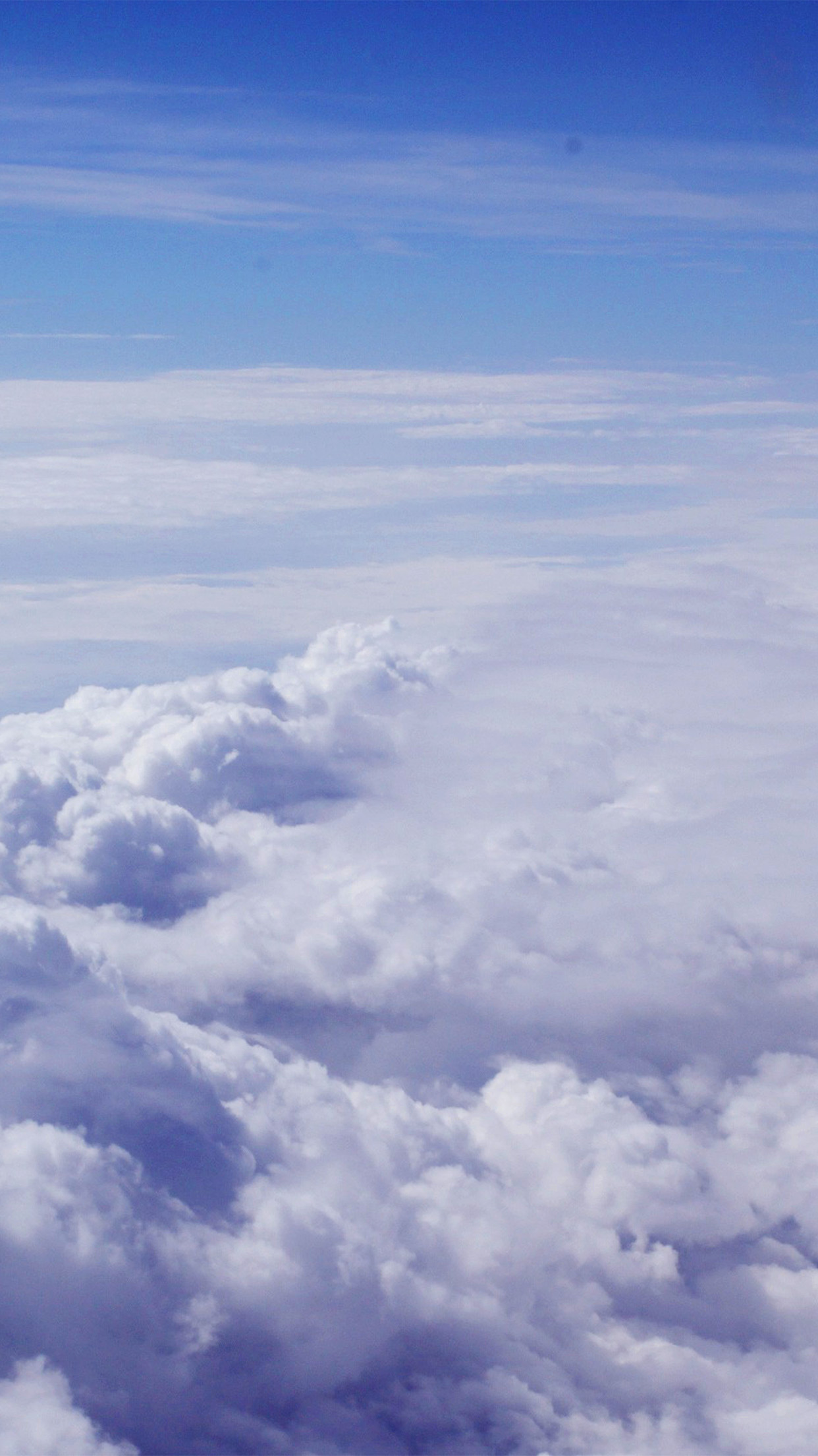 All About Cars >> Sky Blue Clouds Nature Fly I Believe Android wallpaper ...