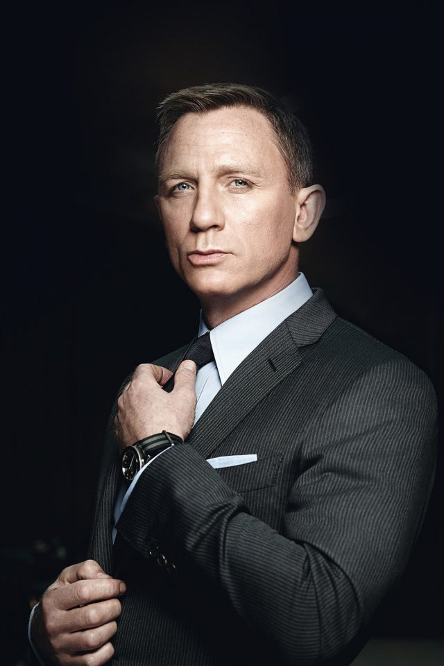 Specter Daniel Craig Dark Film 007 Android wallpaper
