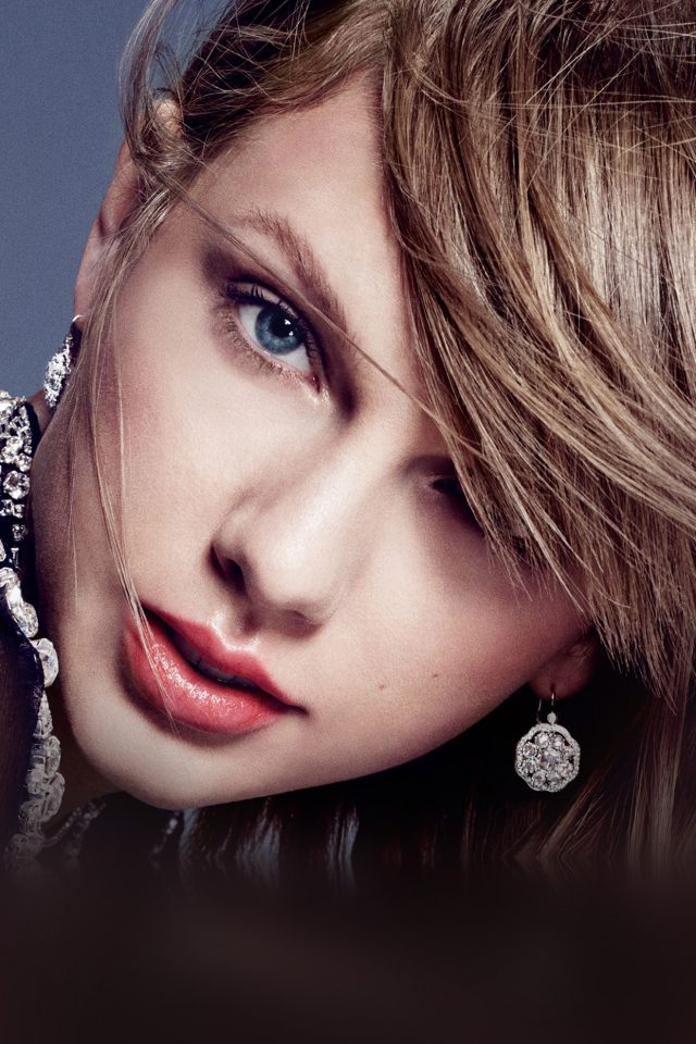 Taylor Swift Face Sexy Music Android wallpaper