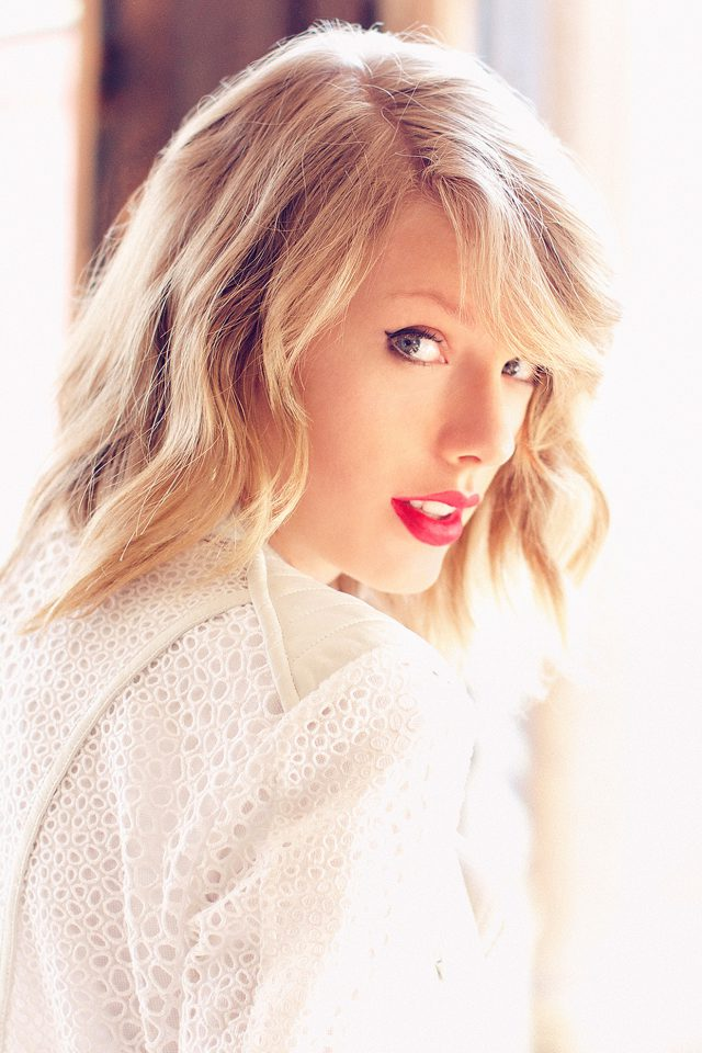 Taylor Swift Music Girl Beauty Android wallpaper