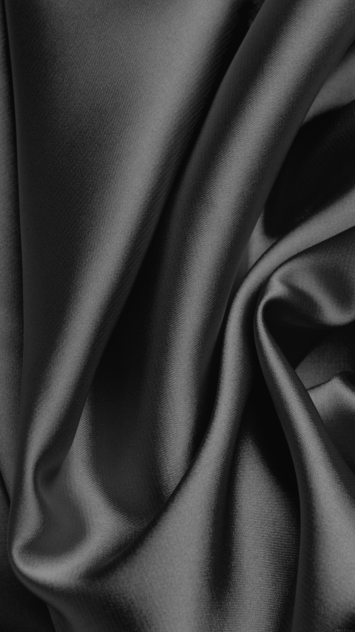 Texture Fabric Black Bw Gorgeous Pattern Android wallpaper