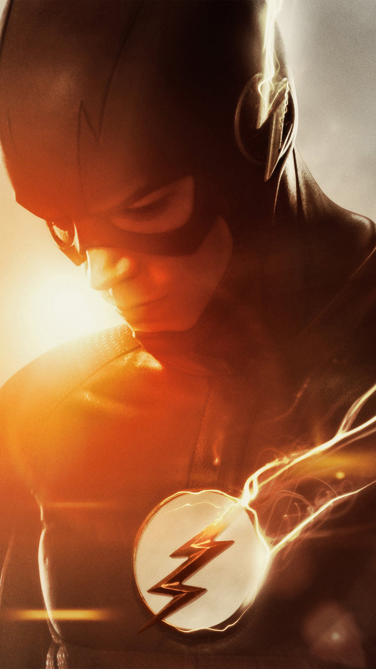 The Flash Tv Series Hero Film Art Android Wallpaper Android Hd