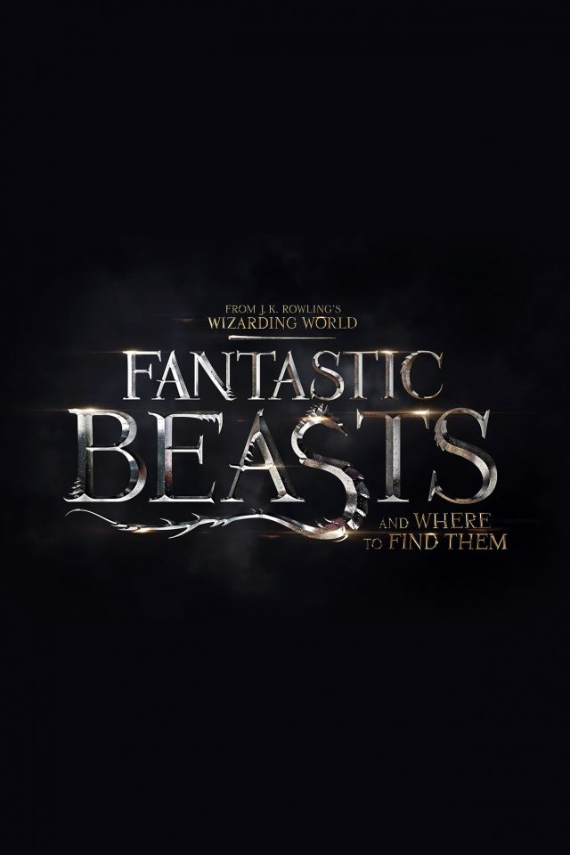 Title Dark Fantastic Beasts And Where To Find Them Film Illustration Art Android wallpaper