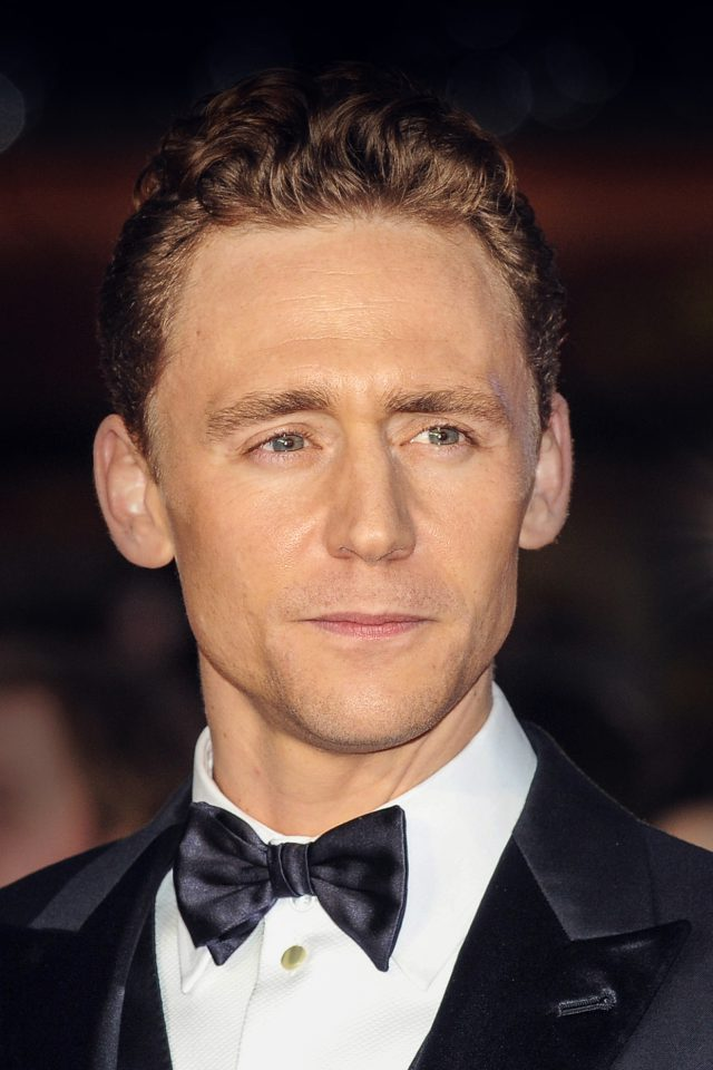 Tom Hiddlestone Filme Actor Hollywood Celebrity Android wallpaper