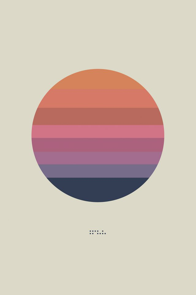 Tycho Art Cover Music Illust Minimal Android wallpaper