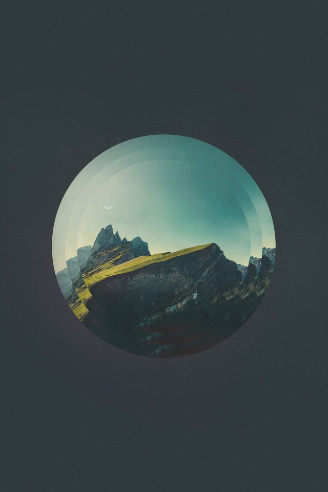 Tycho Art Cover Music Minimal Art Android wallpaper