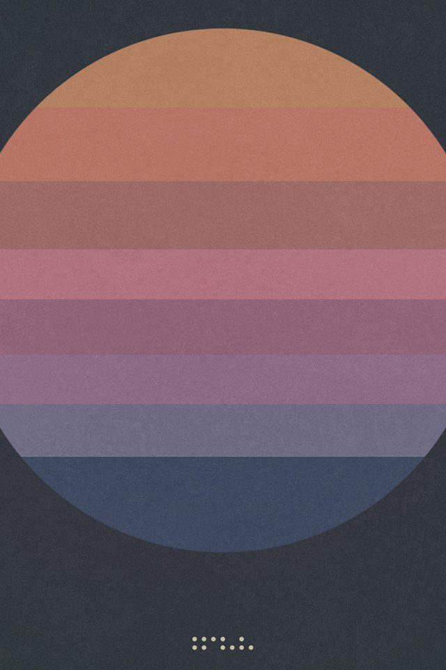 Tycho Art Music Album Cover Illust Simple Android wallpaper