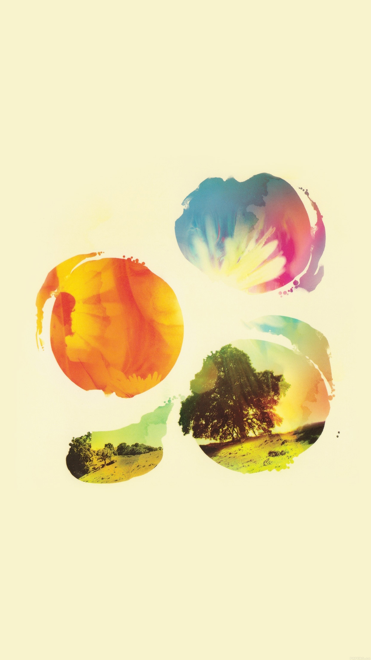 Tycho Iso50 Art Cover Music Illust Android wallpaper