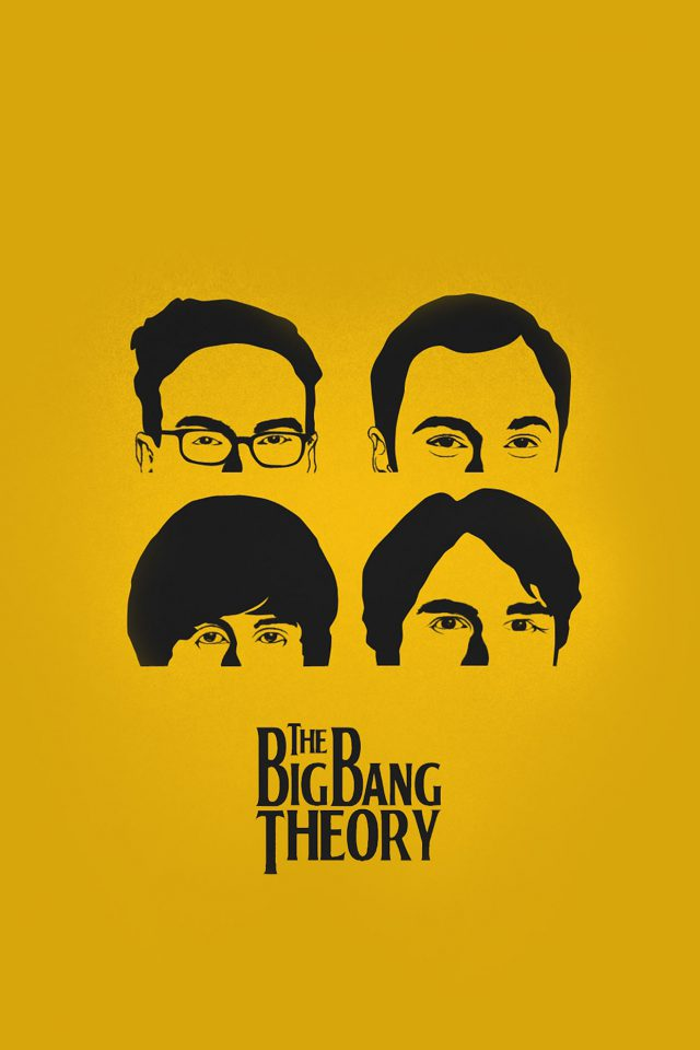 Wallpaper Bigbang Theory Guys Film Android wallpaper
