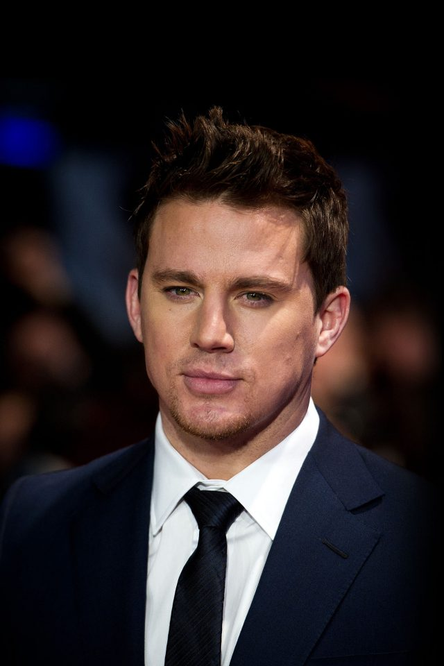 Wallpaper Channing Tatum Film Hollywood Face Android wallpaper