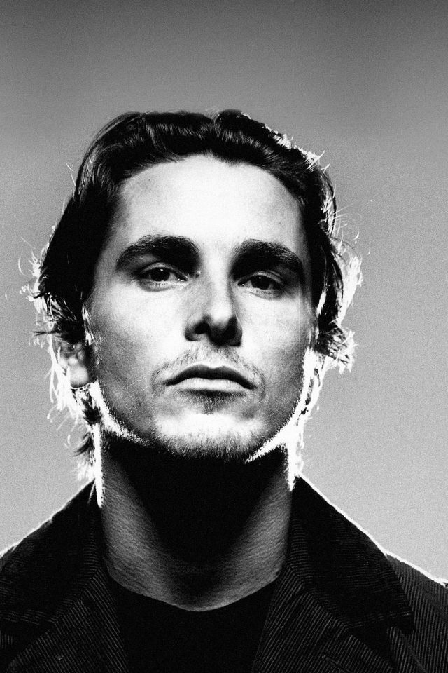 Wallpaper Christian Bale Film Face Android wallpaper