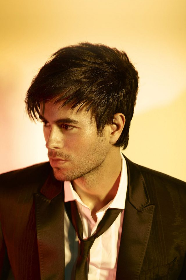 Wallpaper Enrique Iglesias Yellows Music Face Android wallpaper