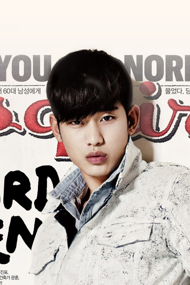 Wallpaper Esquire Kim Soo Hyun Film Face Star Android wallpaper