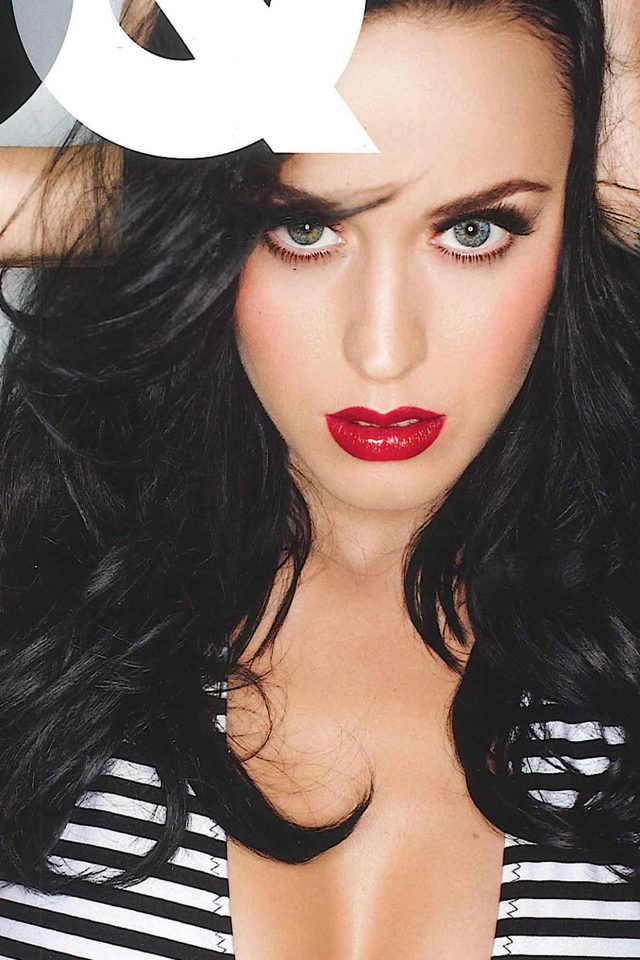Wallpaper Gq Katy Perry Girl Music Face Android wallpaper