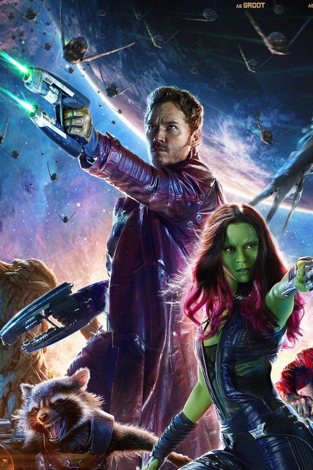 Wallpaper Guardians Of The Galaxy Poster Film Android wallpaper