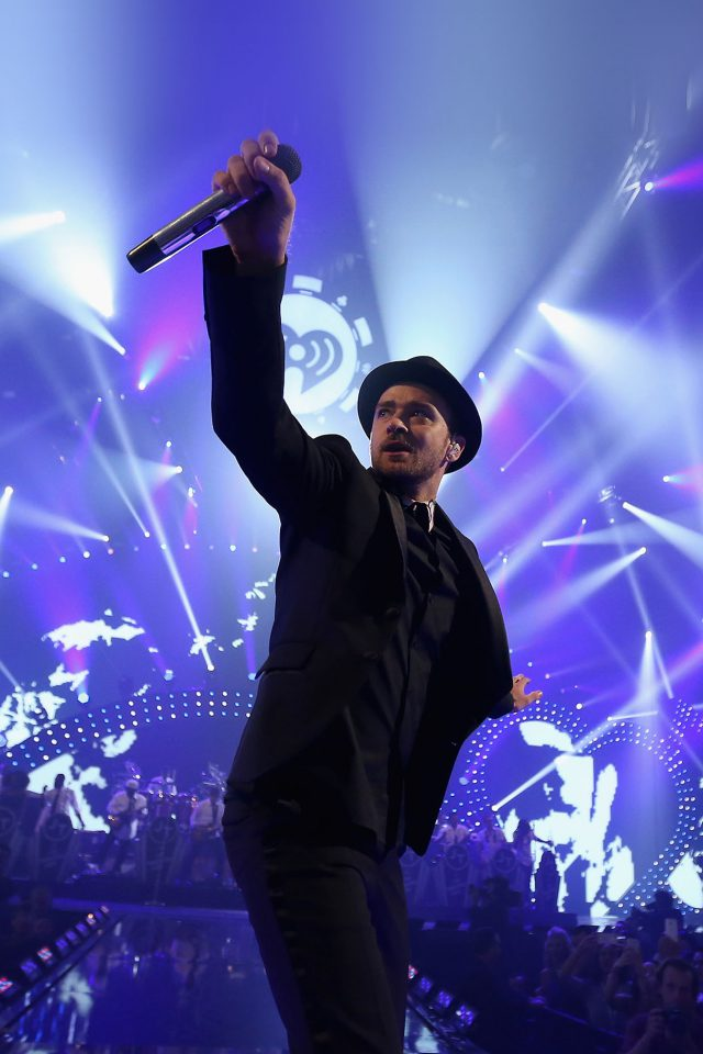 Wallpaper Justin Timberlake Music Face Android wallpaper