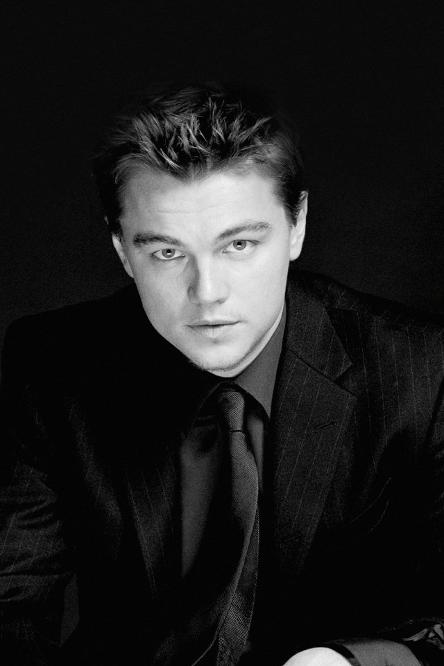 Wallpaper Leonardo Dicaprio Face Film Android wallpaper