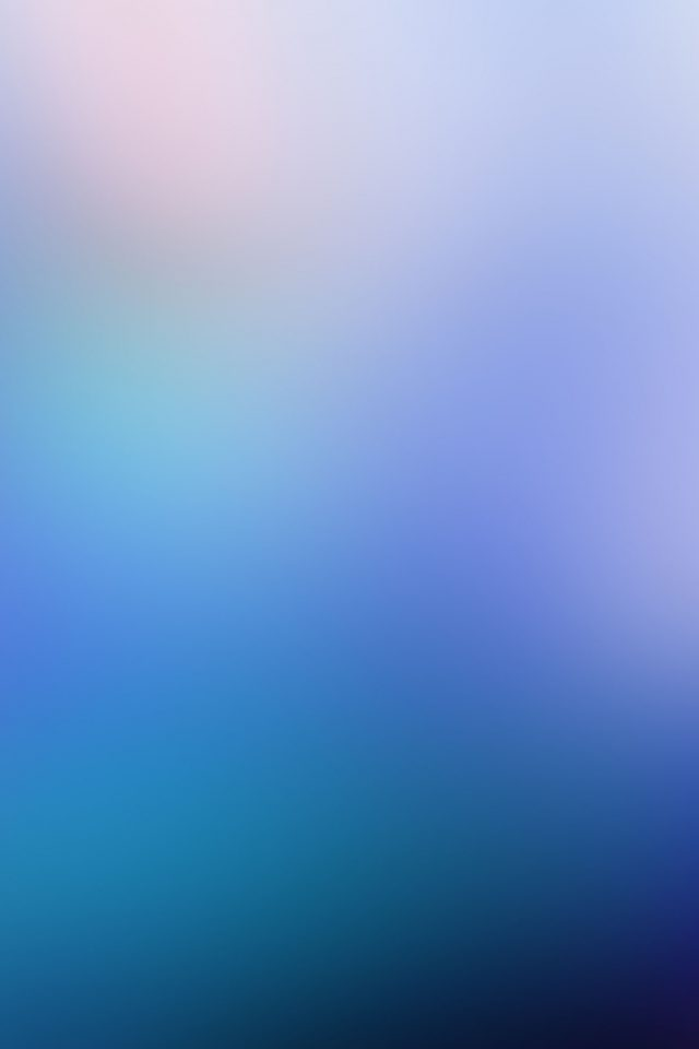 Wallpaper Nature In Blue Blur Android wallpaper