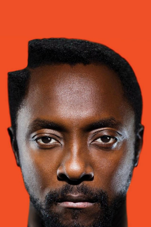 Wallpaper Will.i.am William Music Face Android wallpaper