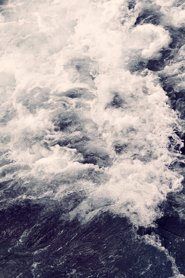 Water Sea Texture Wave Nature Pattern Android wallpaper