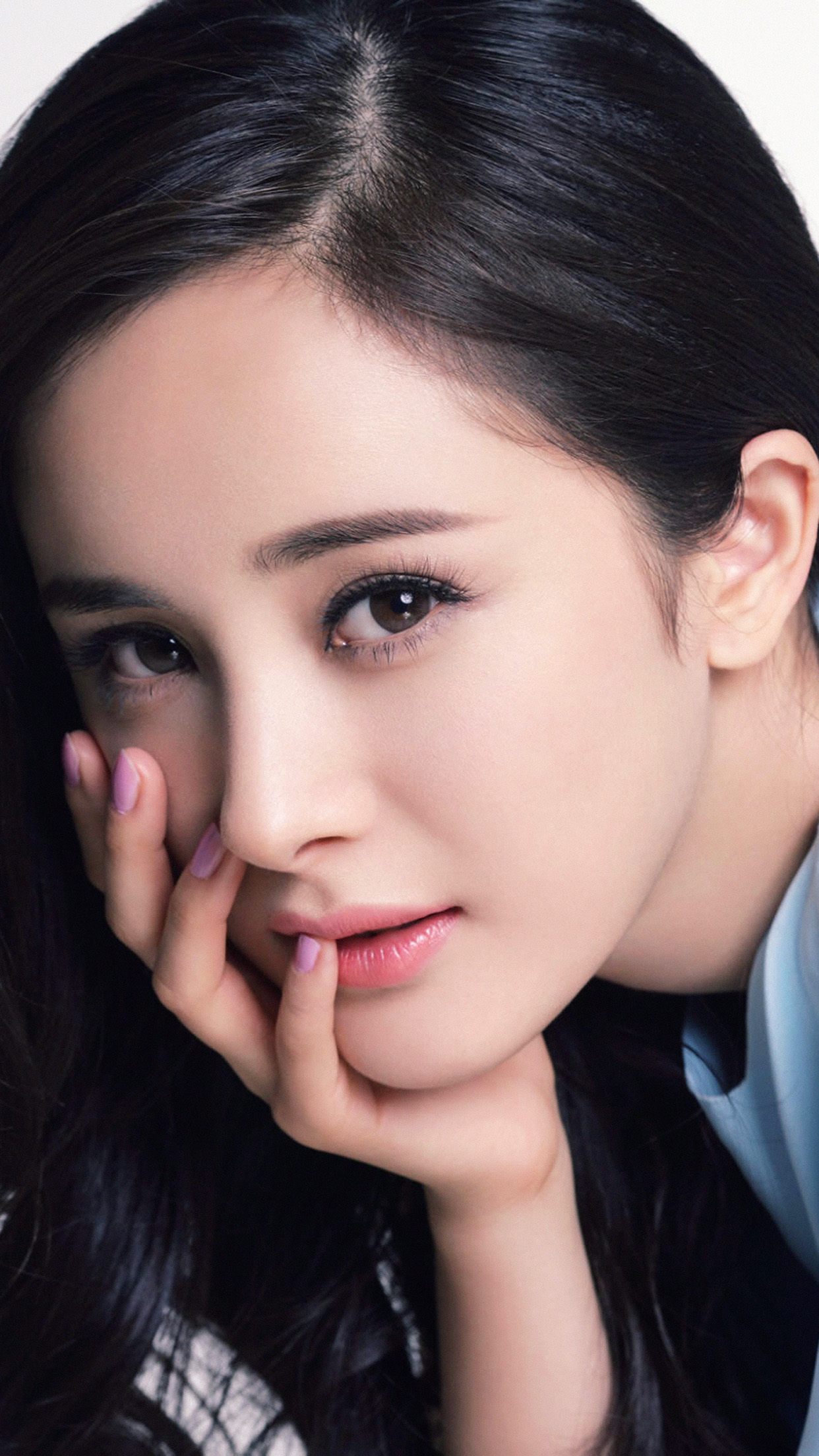 Yang Mi Chinese Star Beauty Film Android wallpaper