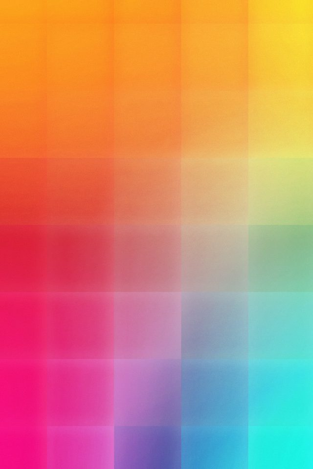 Background Abstract Cube Rainbow Red Pattern Android wallpaper