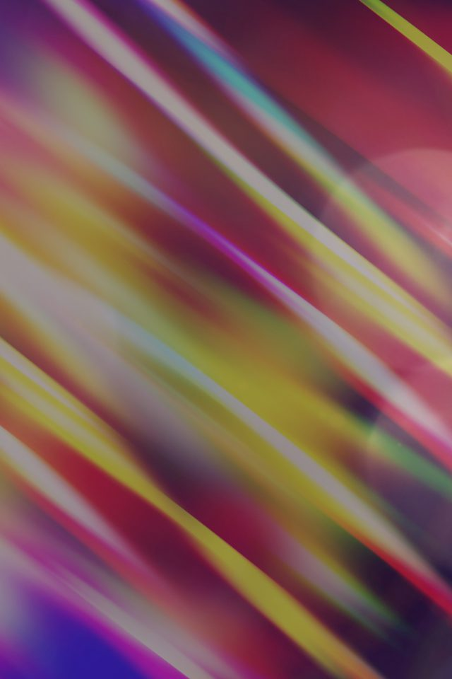 Chrome Lights Rainbow Pattern Flare Bokeh Android wallpaper