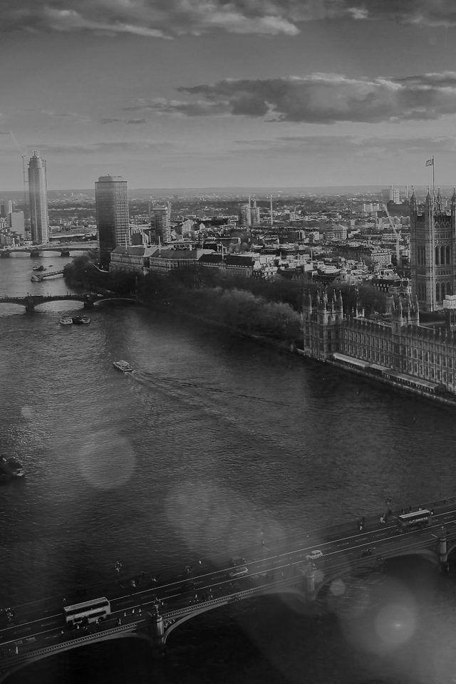 England London Dark Bw Skyview City Flare Big Ben Nature Android wallpaper