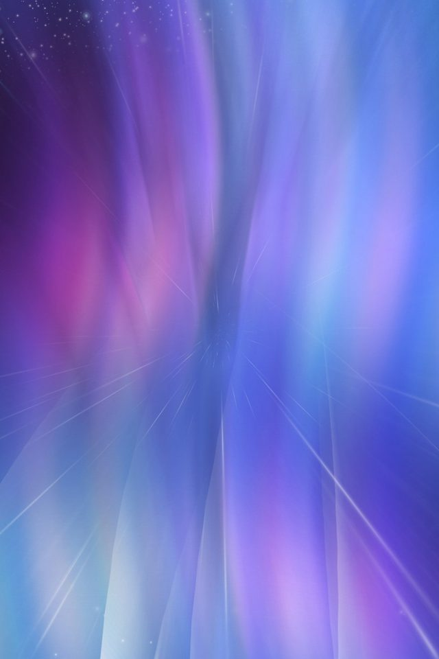 Fantasy Purple Blue Abstract Pattern Android wallpaper