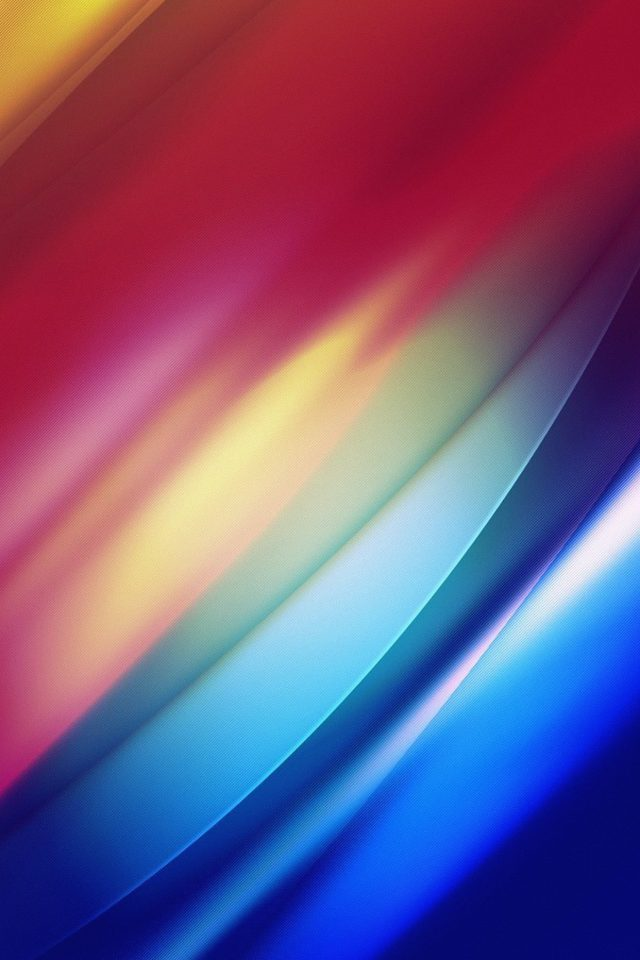 Line Curves Glow Abstract Pattern Android wallpaper