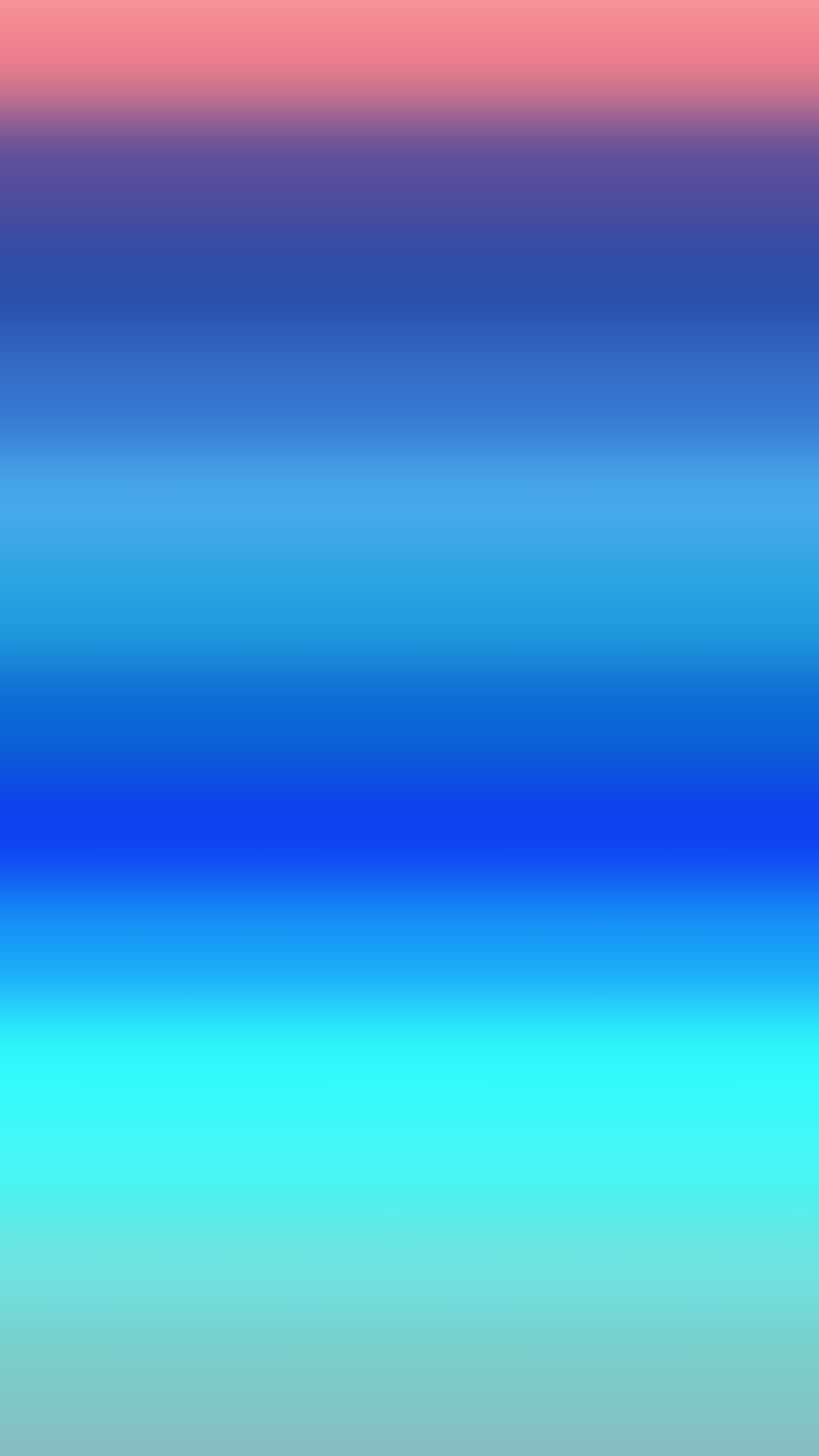 Lines Abstract Rainbow Blue Gradation Blur Android wallpaper