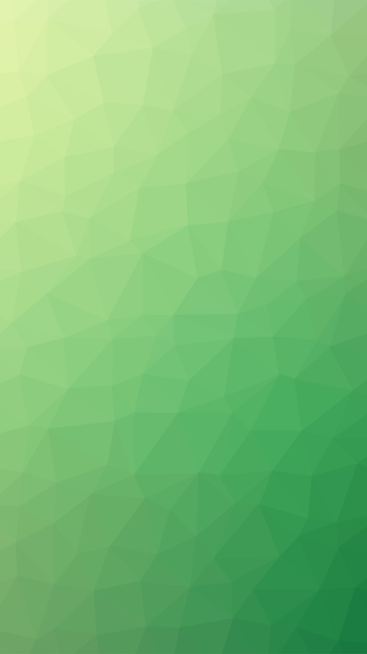 Poly Art Abstract Green Pattern Android wallpaper
