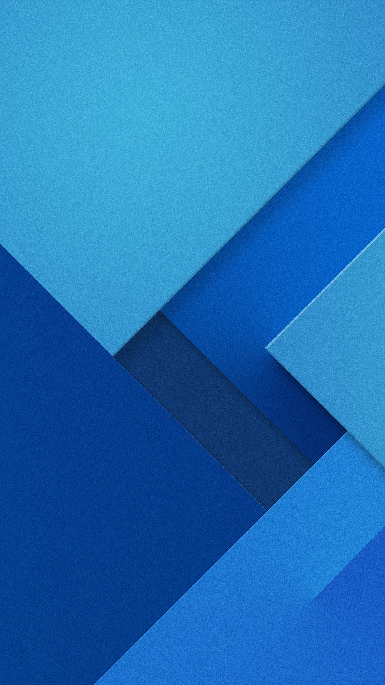 Samsung Galaxy 7 Edge Blue Abstract Pattern Android Wallpaper