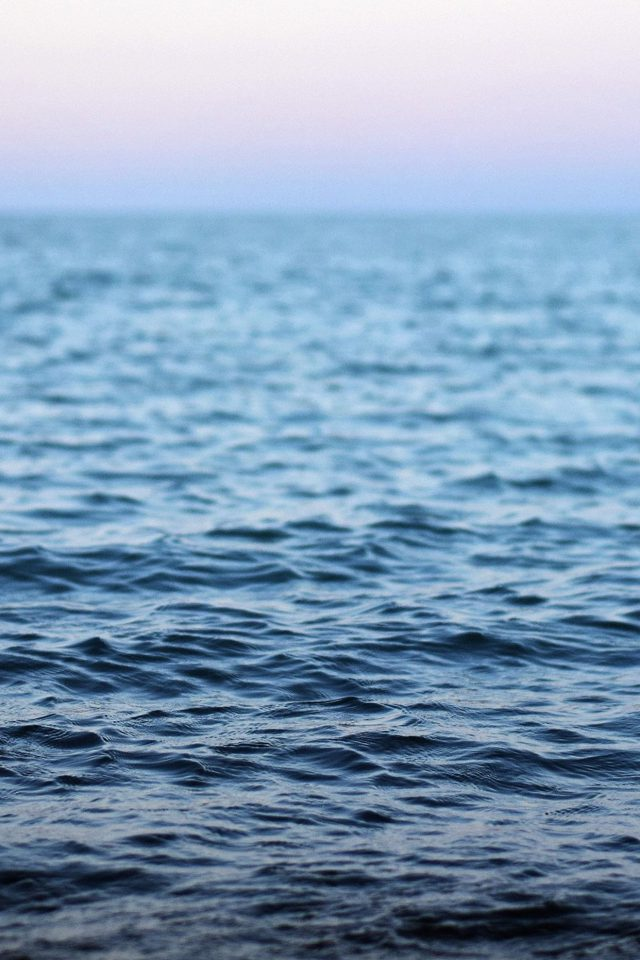 Water Sea Ocean Wave Bokeh Android wallpaper