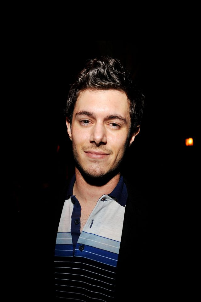 Adam Brody Handsome Actor Celebrity Android wallpaper