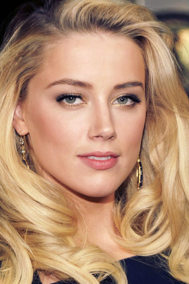 Amber Heard Dress Hollywood Star Android wallpaper