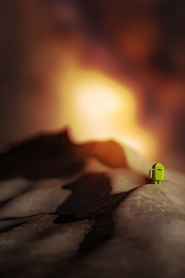 Android Campfire Toy Android wallpaper