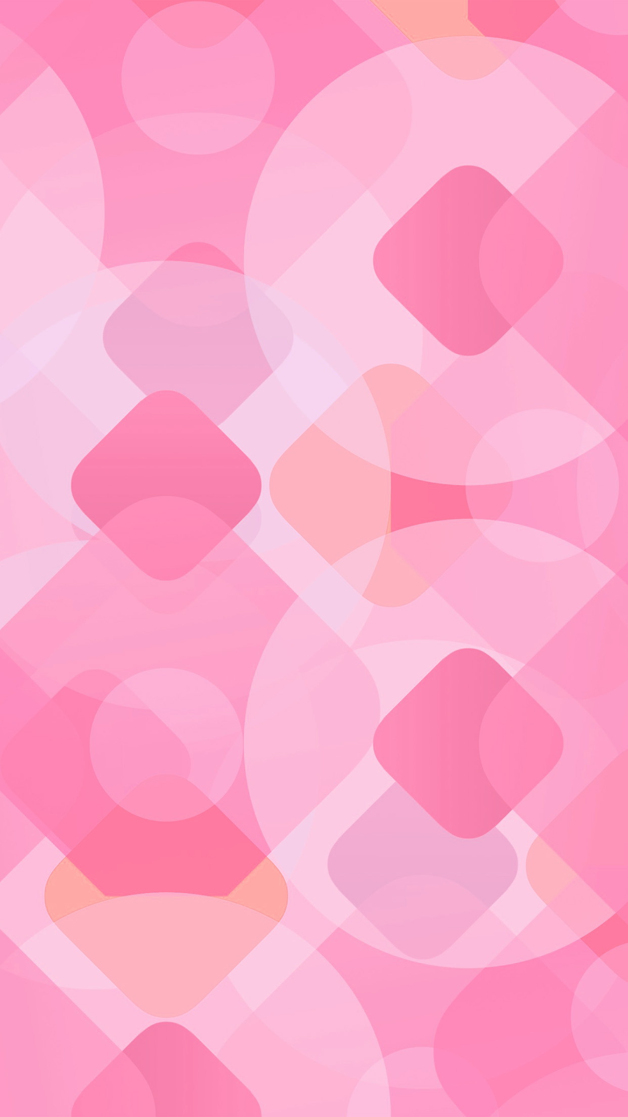 Ar7 Apple Wwdc Pink Red Pattern Android wallpaper