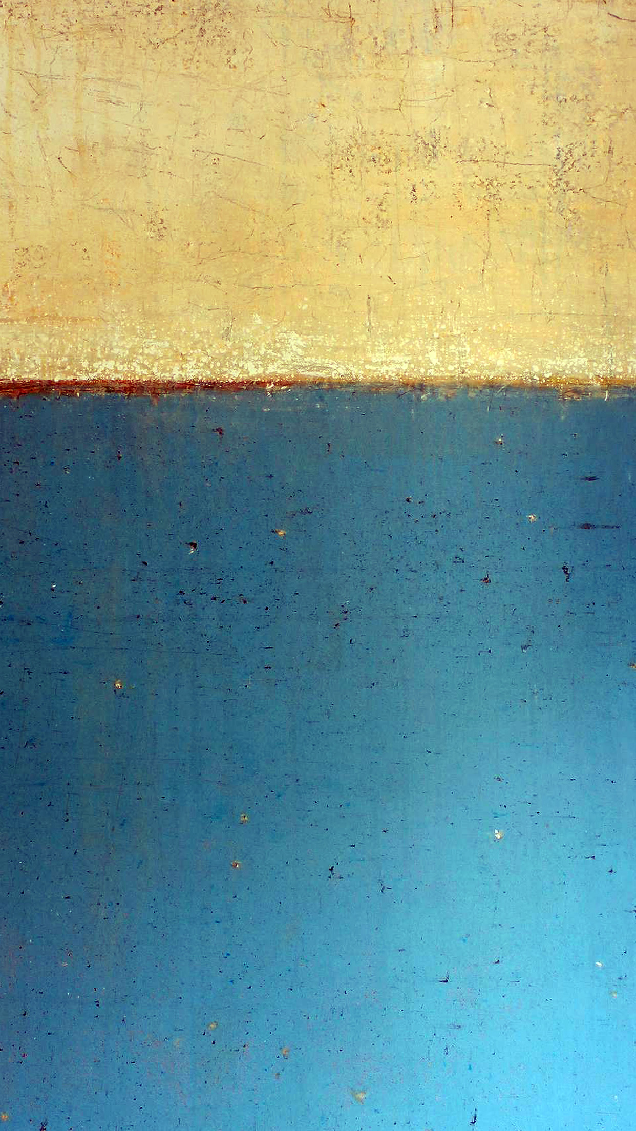 Art Abstract Classic Paint Illust Blue Android wallpaper