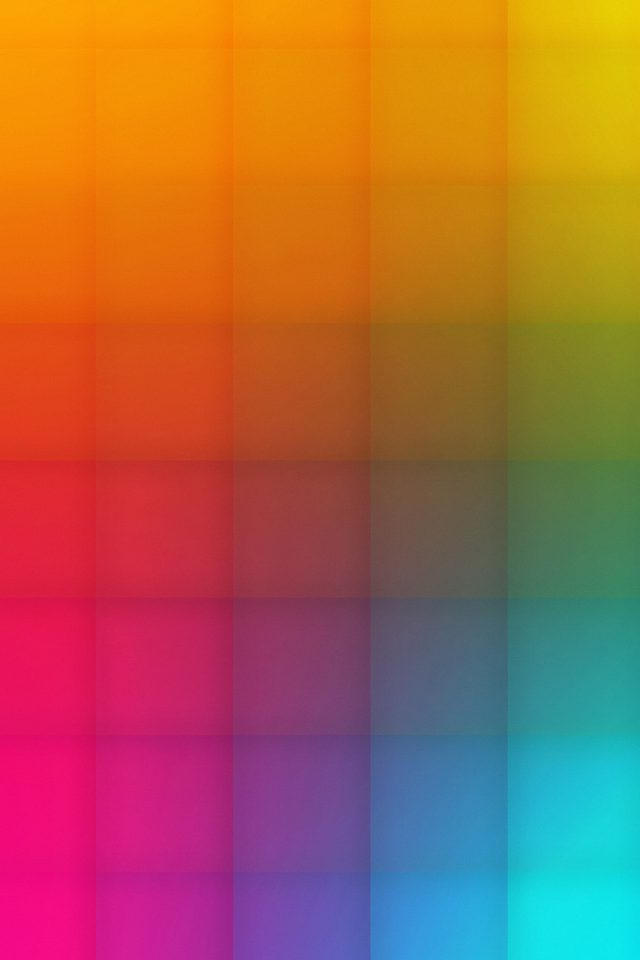 Background Abstract Cube Rainbow Color Pattern Android wallpaper